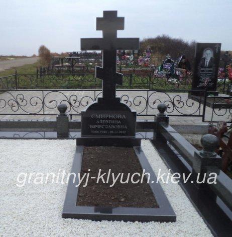 Крест из гранита каталог гранитных памятников в новосибирске